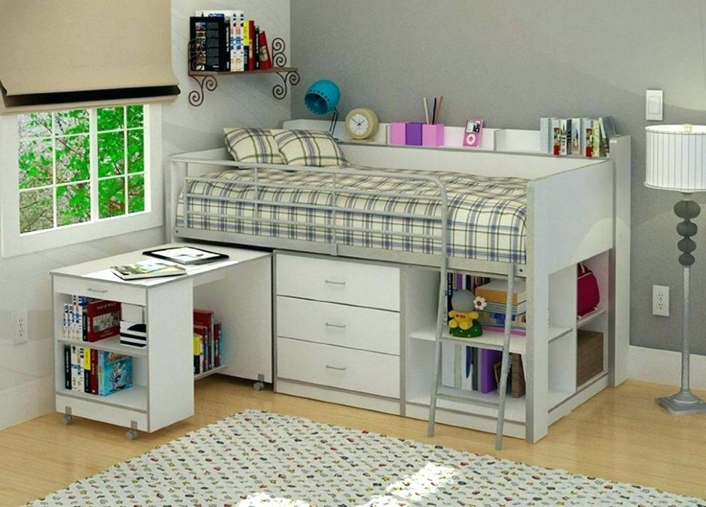 Image of: Best Cool Beds For Teenage Girls