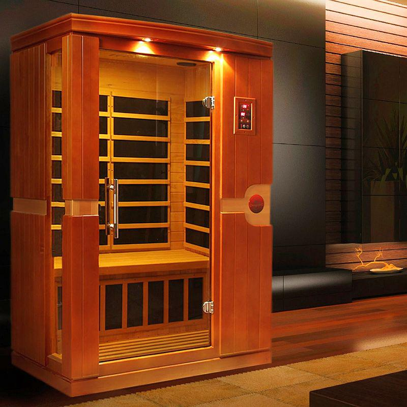 Image of: Best Far Infrared Sauna Designs