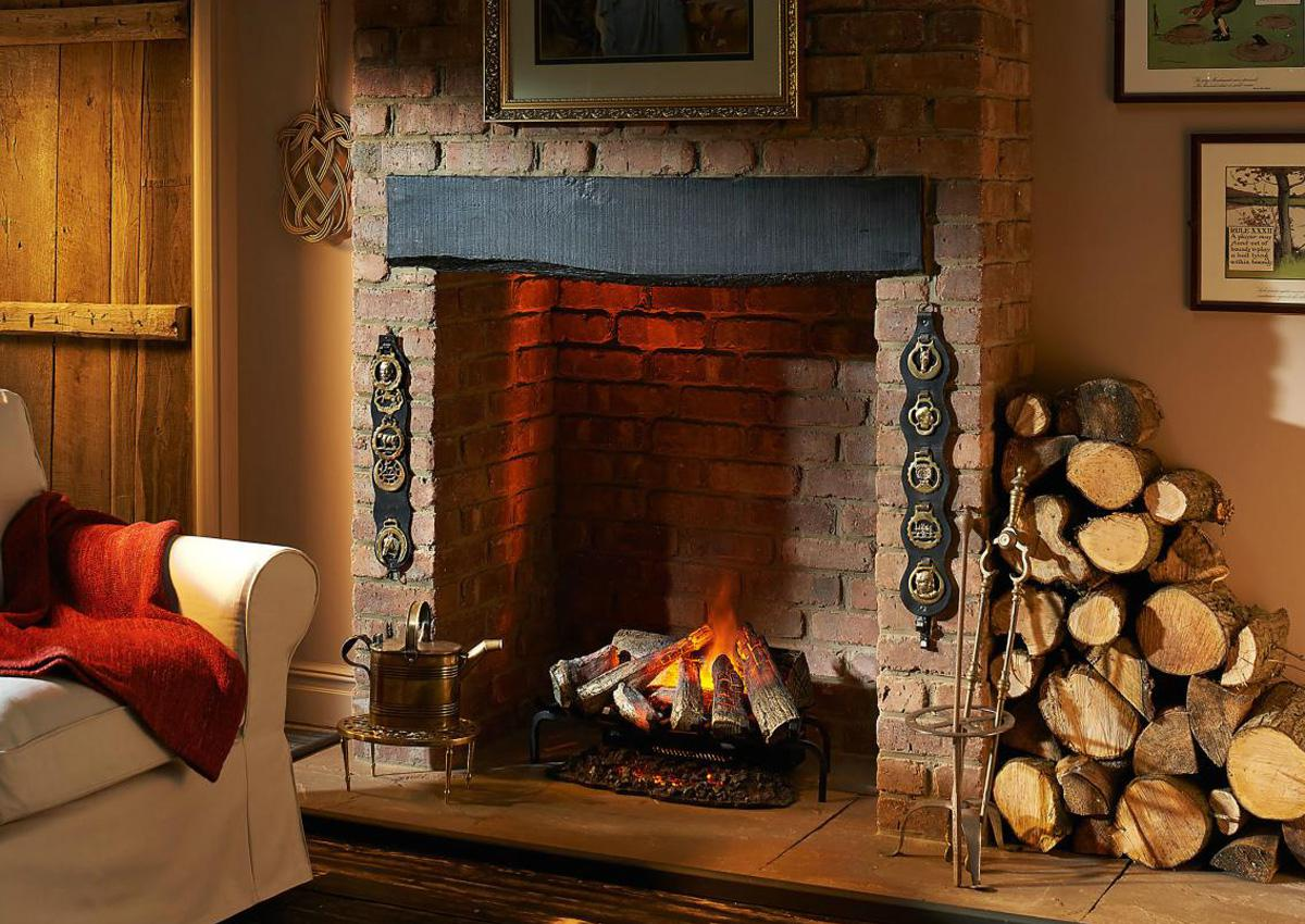 Image of: Best Fireplace With Amazing Design