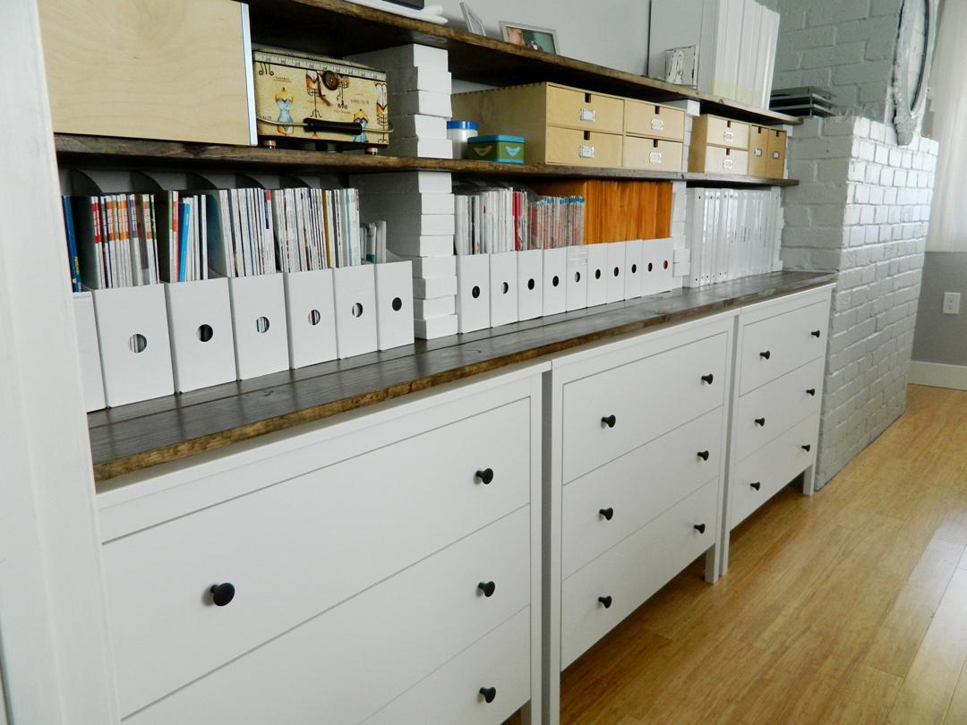 Image of: Best IKEA Storage Organization