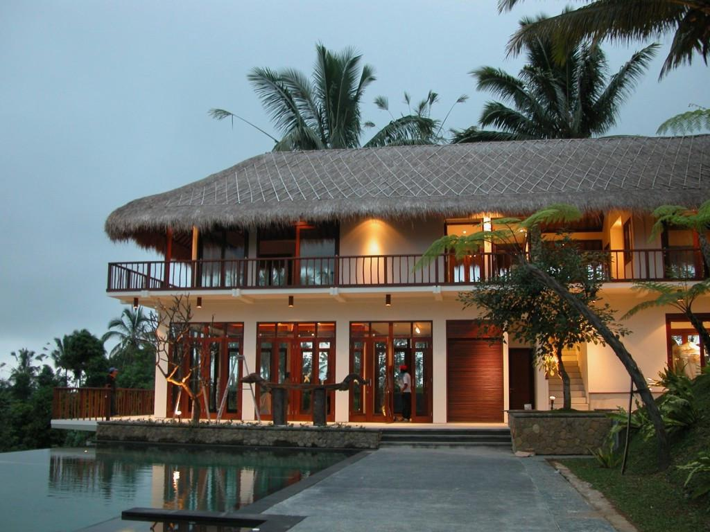 Image of: Best Villas In The Tropic Countries