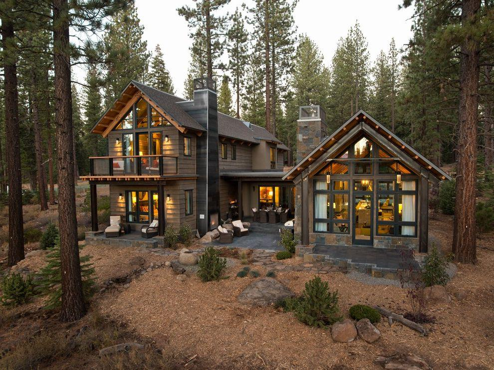 Image of: Best Wooden House Designs