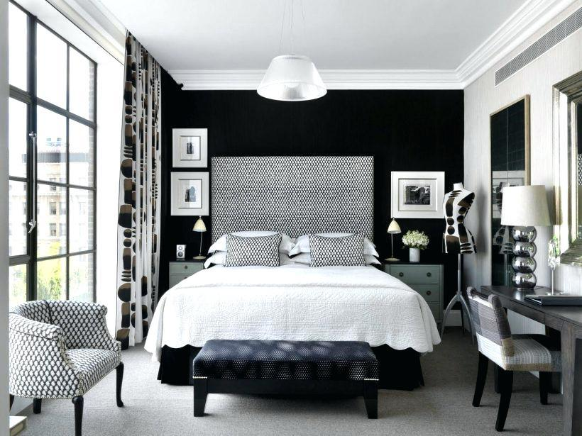 Best Black And Silver Bedroom Ideas