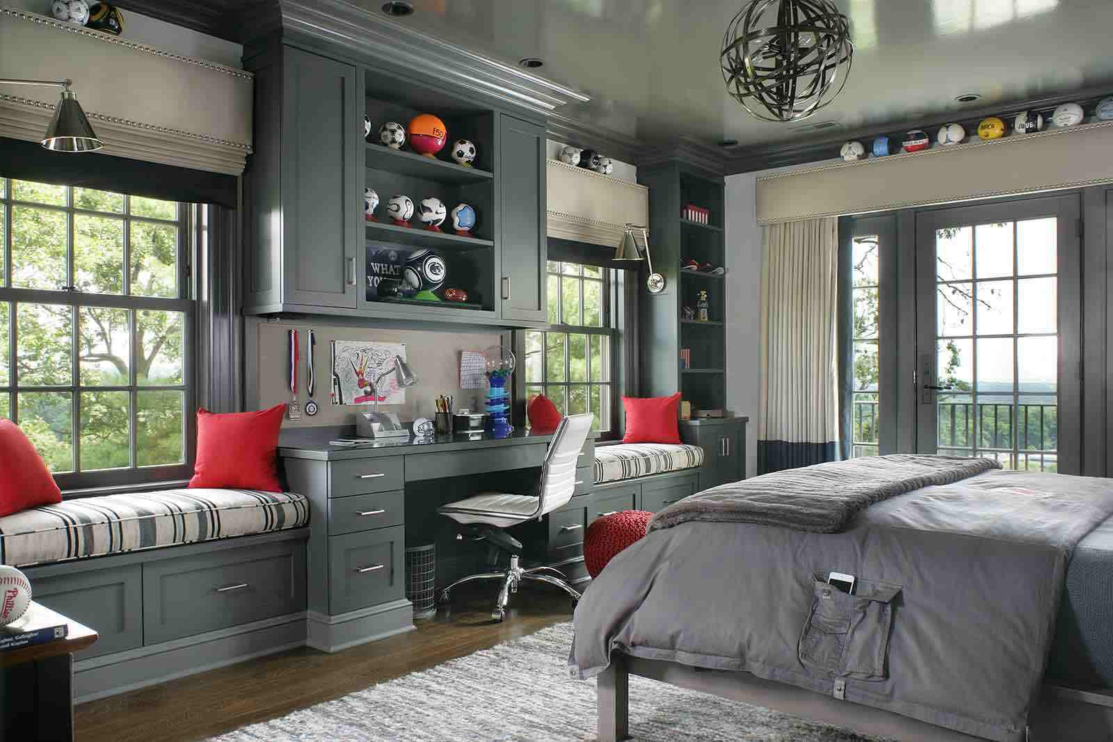 Image of: Boy Room Ideas Pictures