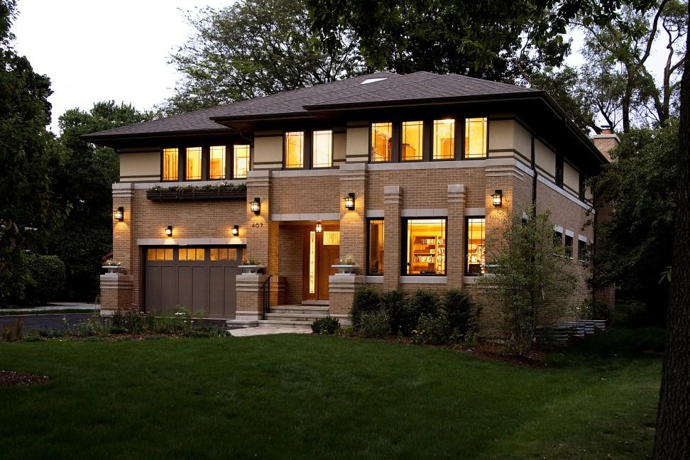 Image of: Charming Stunning Exterior Design