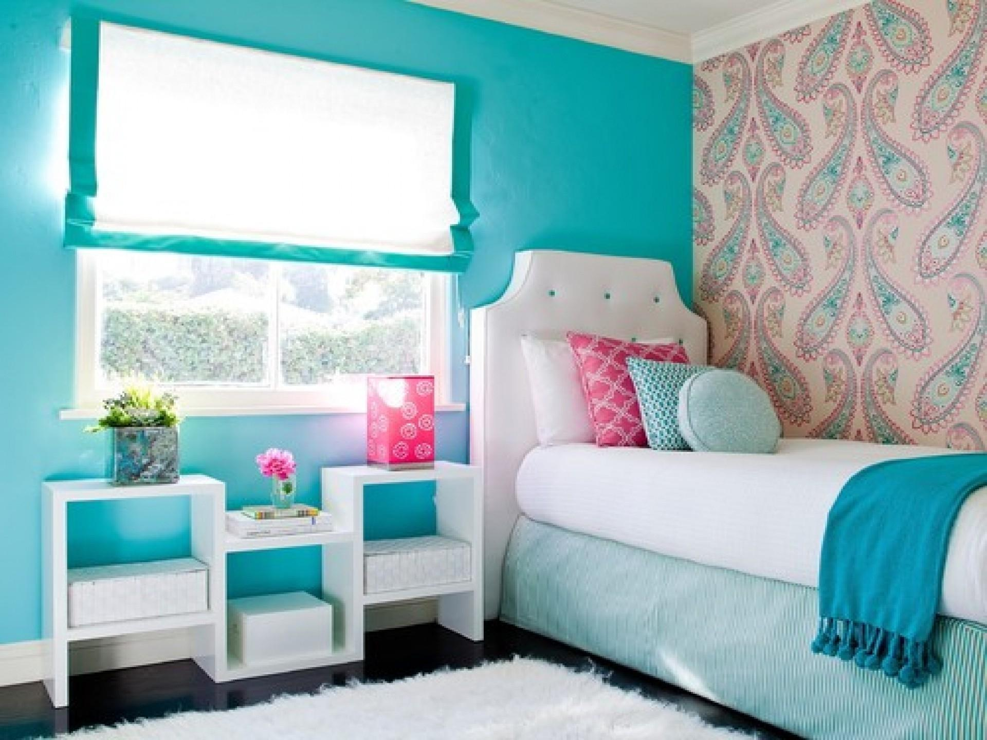 Image of: Cool Bedrooms For Teenage Girl