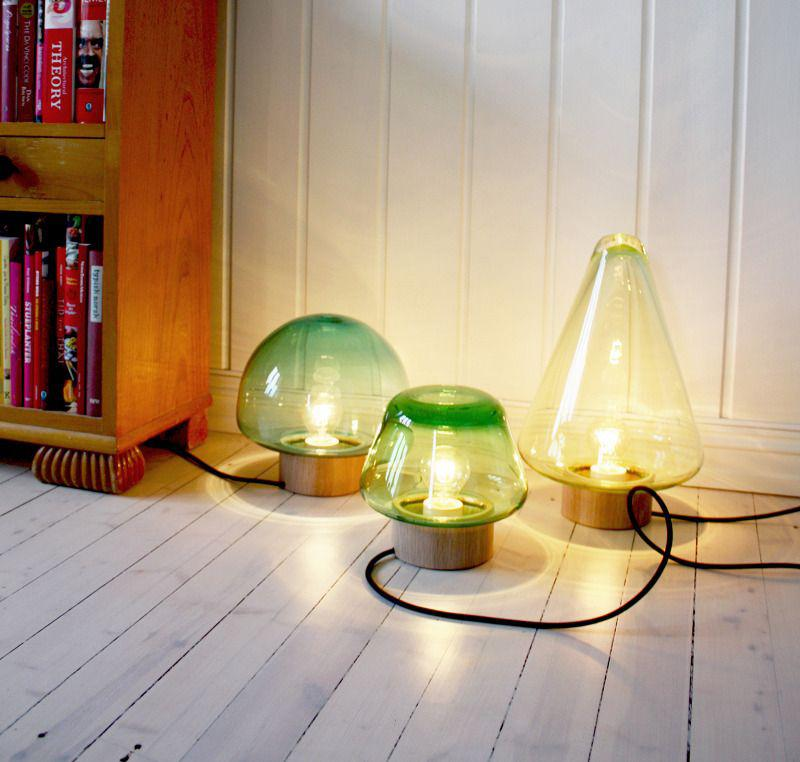 Image of: Cute Lamp Design Ideas
