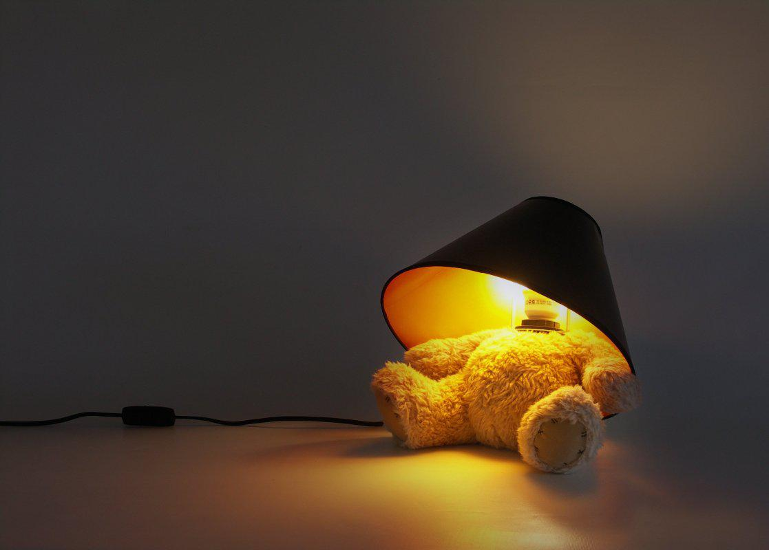 Image of: Cute Lamp Design