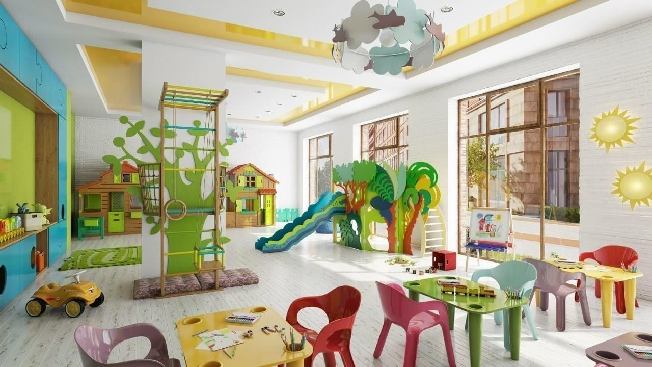 Image of: Daycare Classroom Decorating Ideas