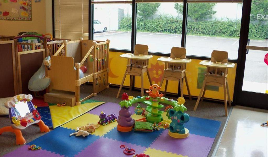 Image of: Daycare Decorating Ideas