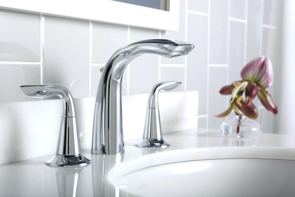 Image of: Delta Bathroom Faucet Fixtures