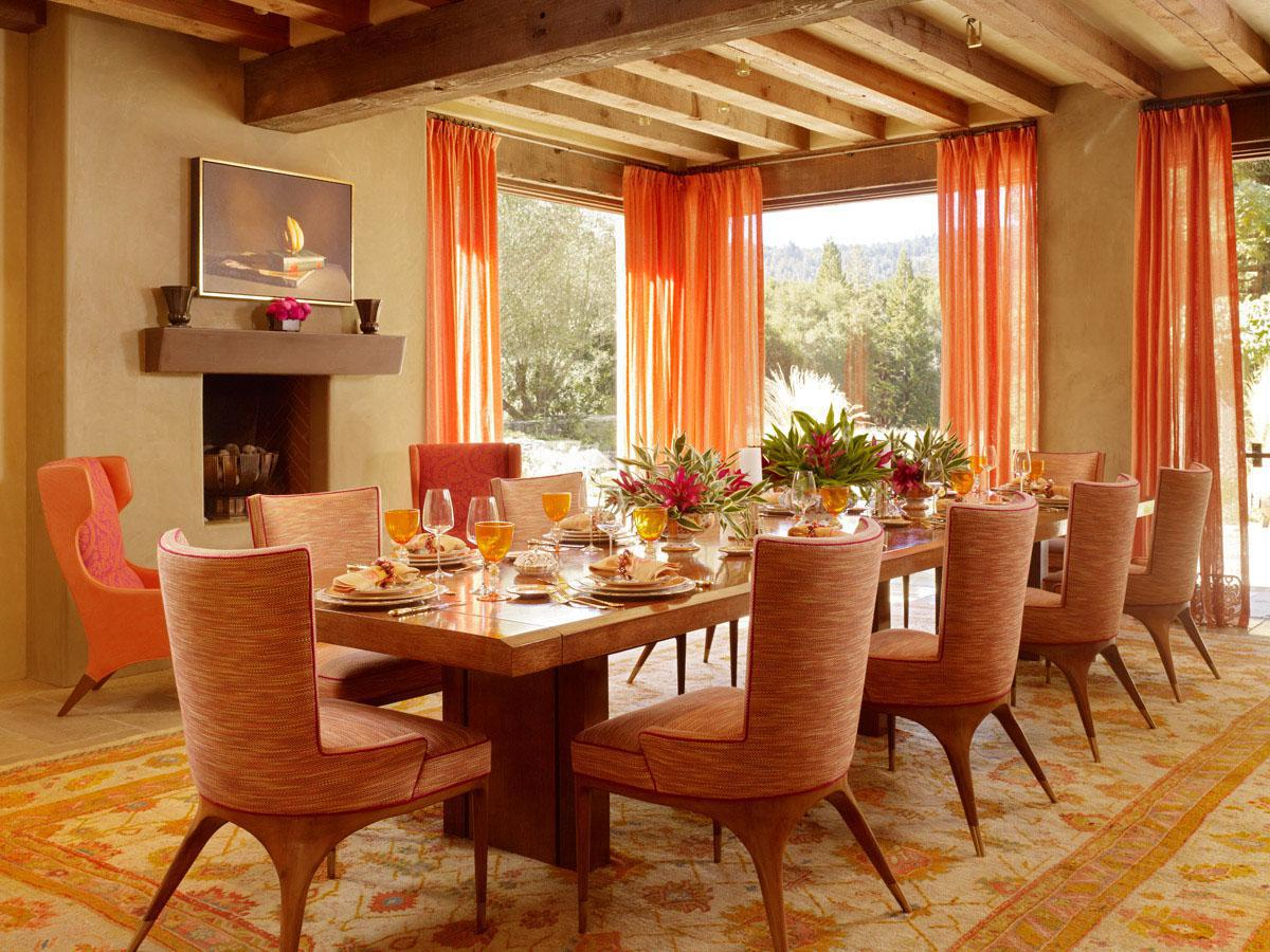 Image of: Dining Room Design Ideas