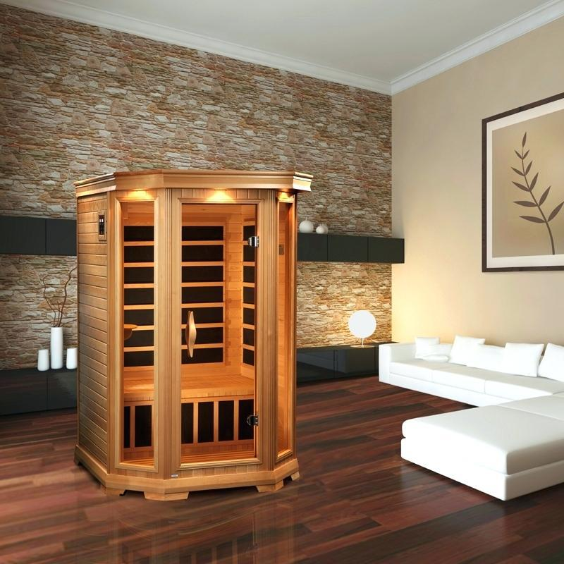 Image of: Far Infrared Sauna Design