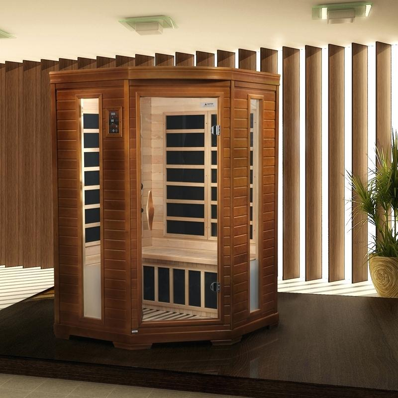 Image of: Far Infrared Sauna Designs