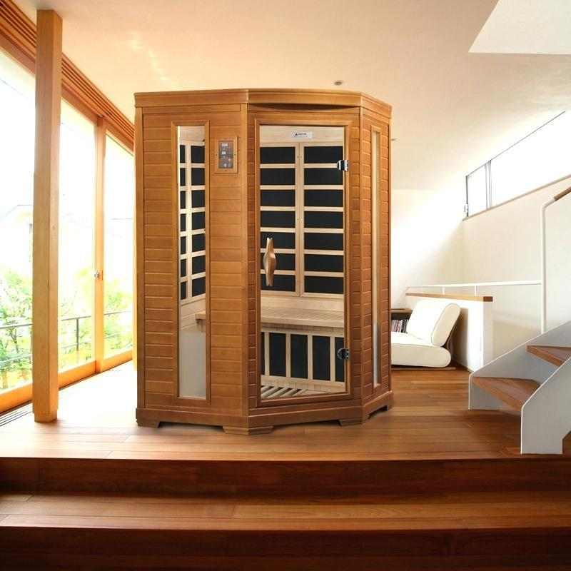 Image of: Far Infrared Sauna Diy