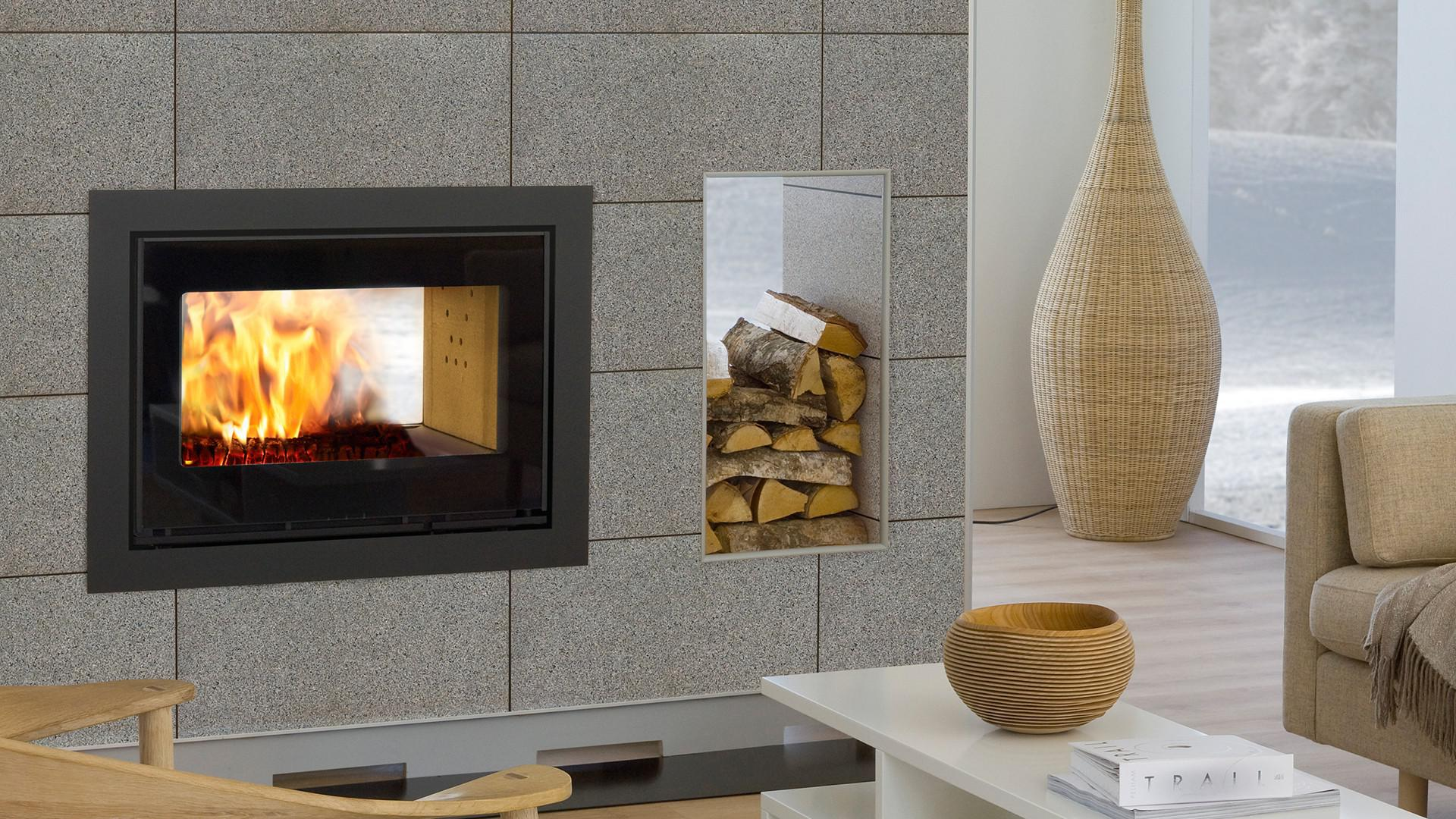 Image of: Fireplace With Amazing Design
