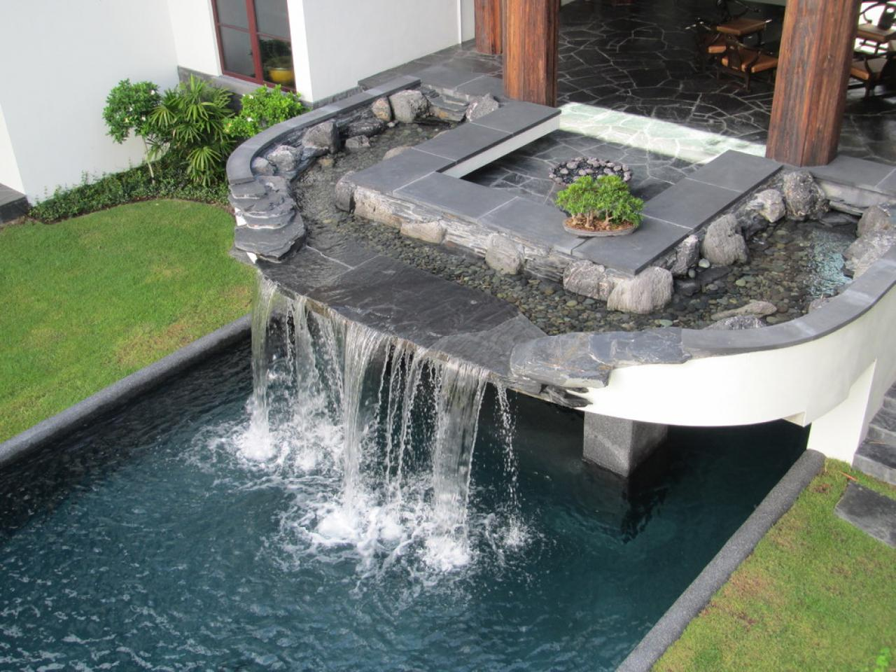 Image of: Fountains For Home