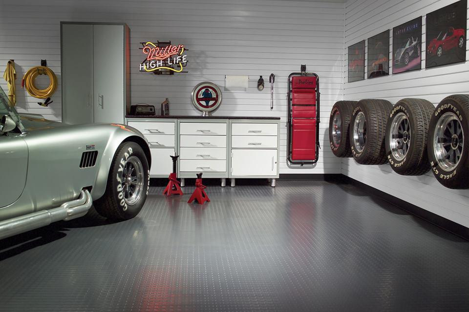 Image of: Garage Design Ideas Gallery