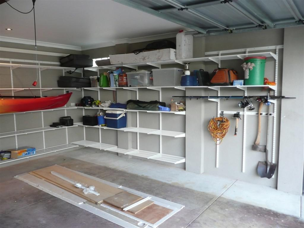 Image of: Garage Storage Ideas Diy