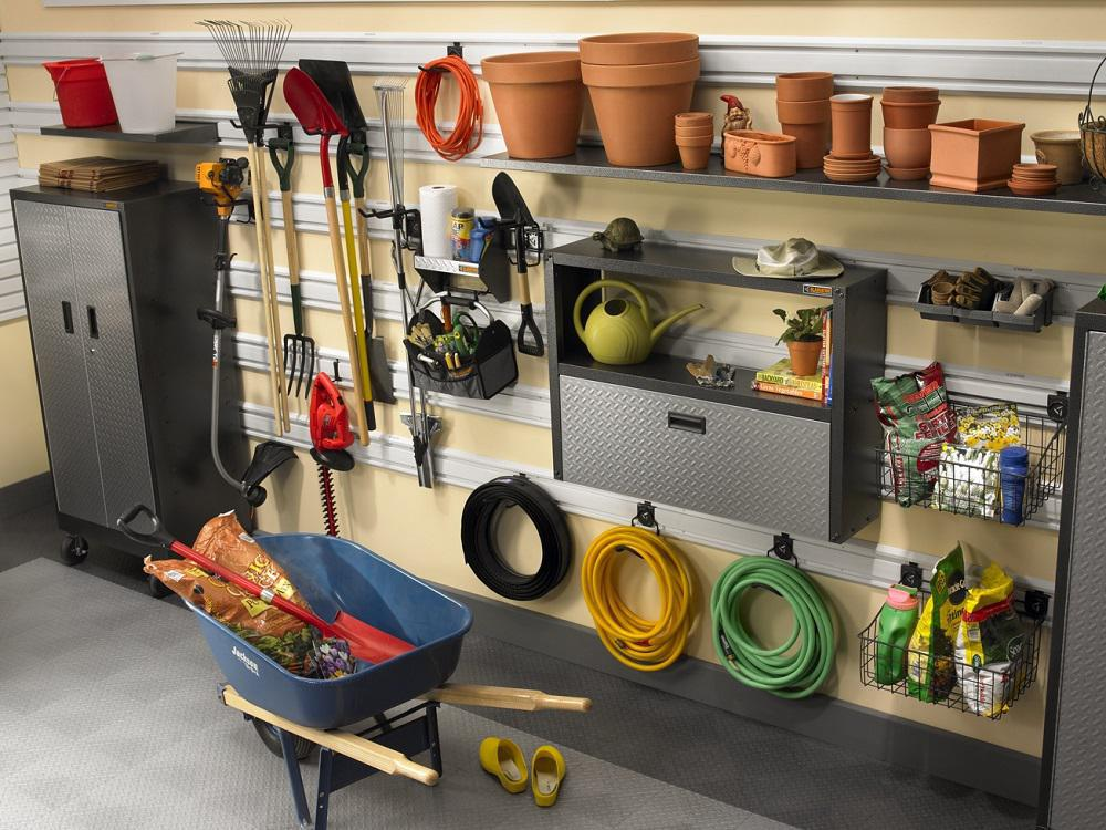 Image of: Garage Storage Ideas Ikea