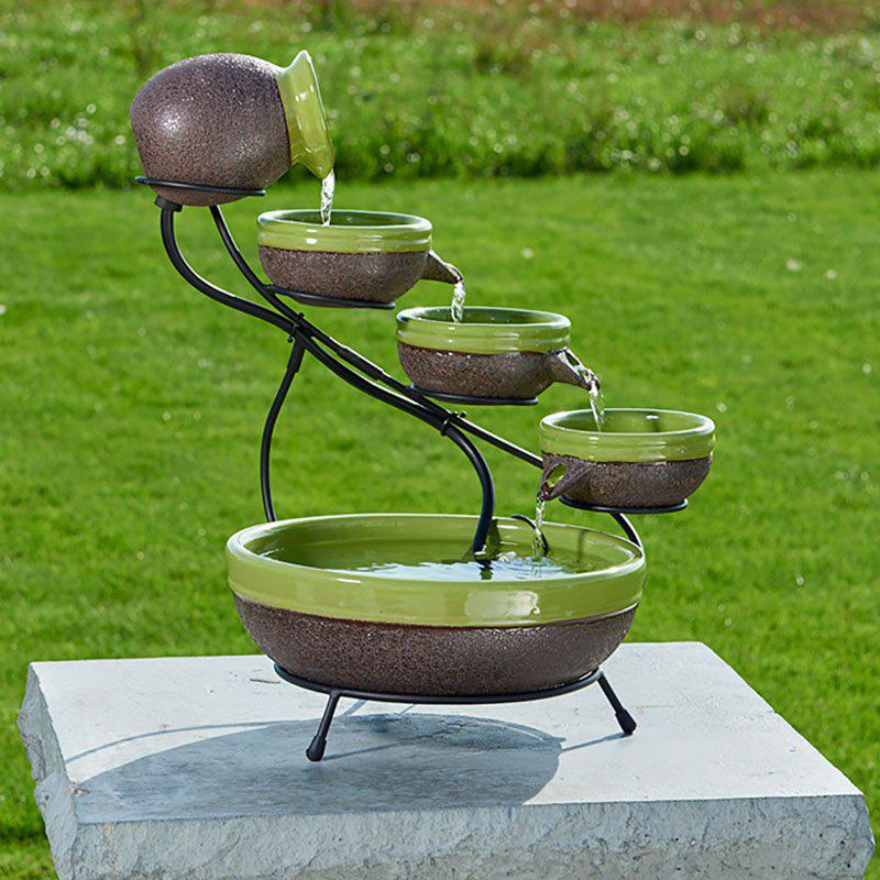 Image of: Garden Water Fountains Costco
