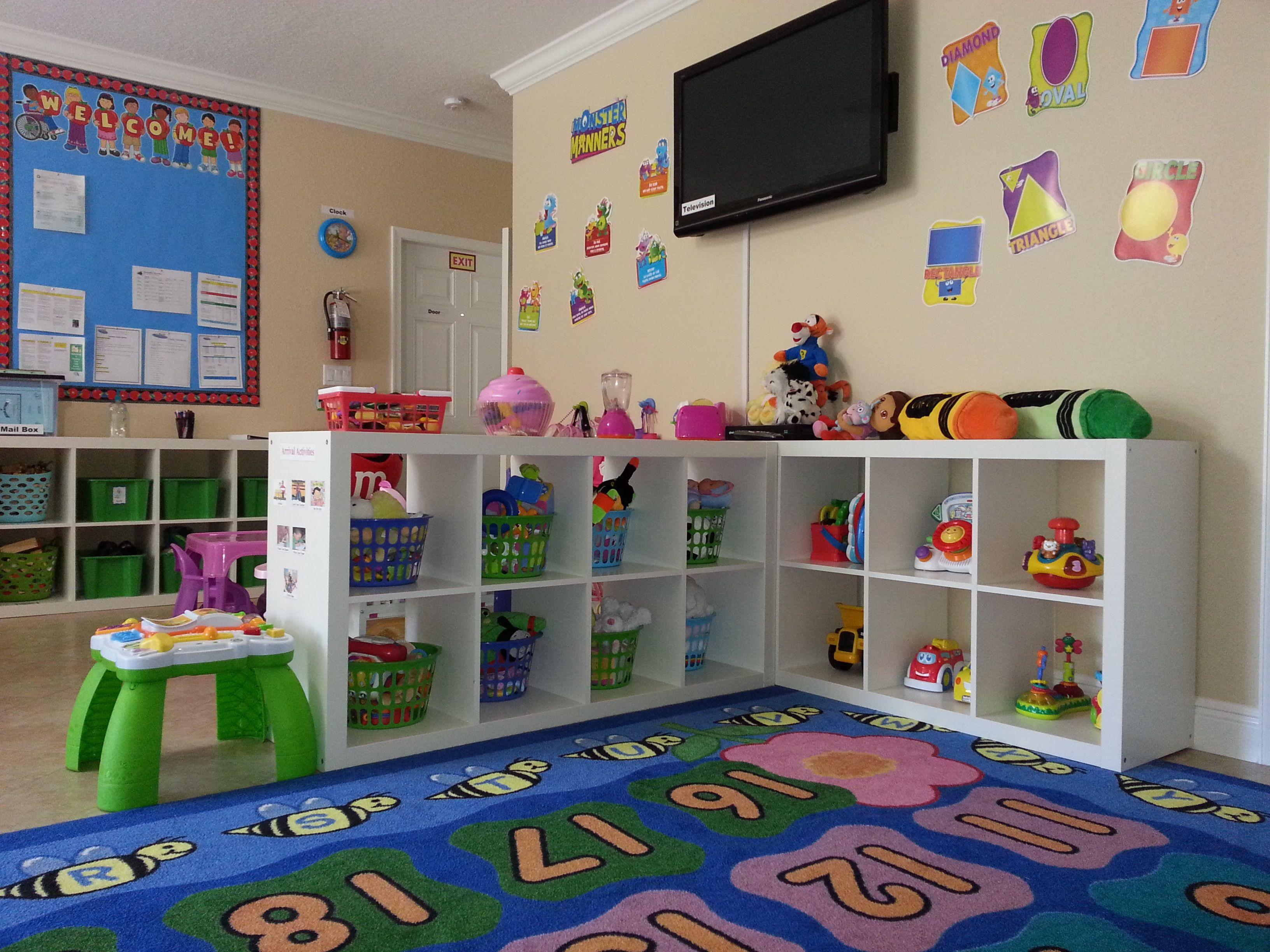Image of: Home Daycare Decorating Ideas