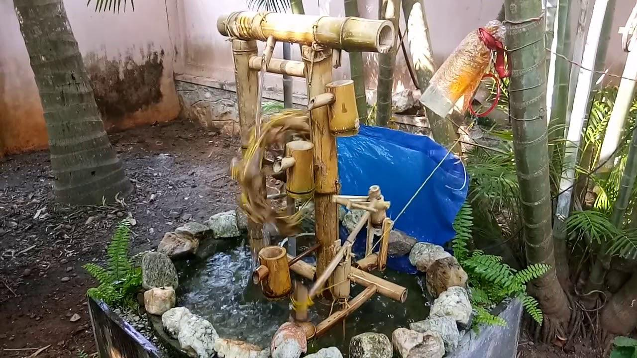 Image of: Homemade Water Fountain Ideas