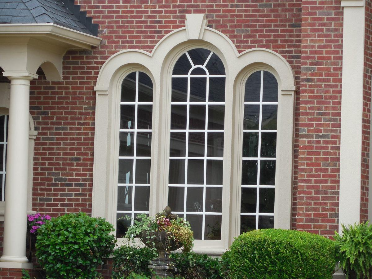 Image of: House Window Grill Designs