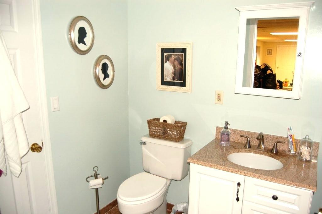 Image of: How To Decorate A Bathroom Country Style