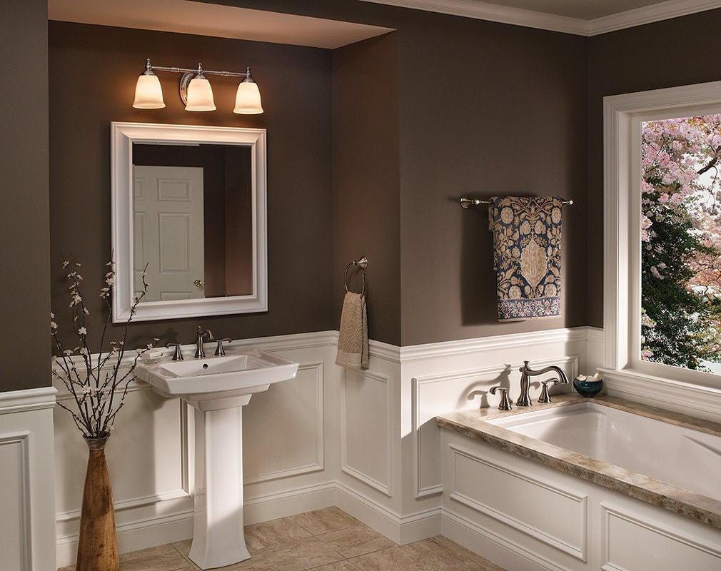 Image of: Best How To Decorate a Bathroom