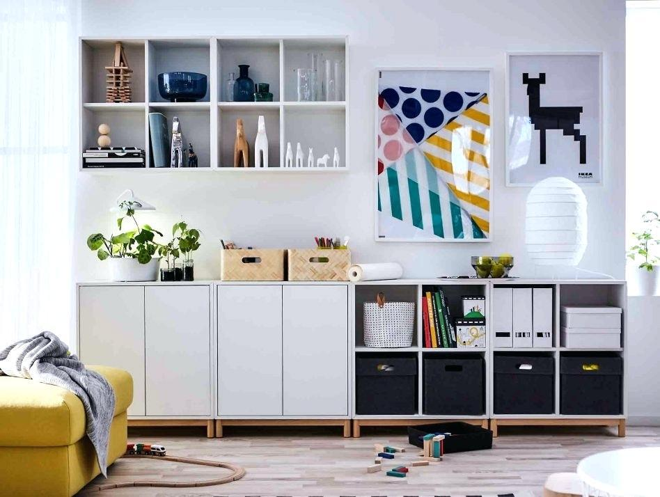 Image of: IKEA Storage Organization Ideas