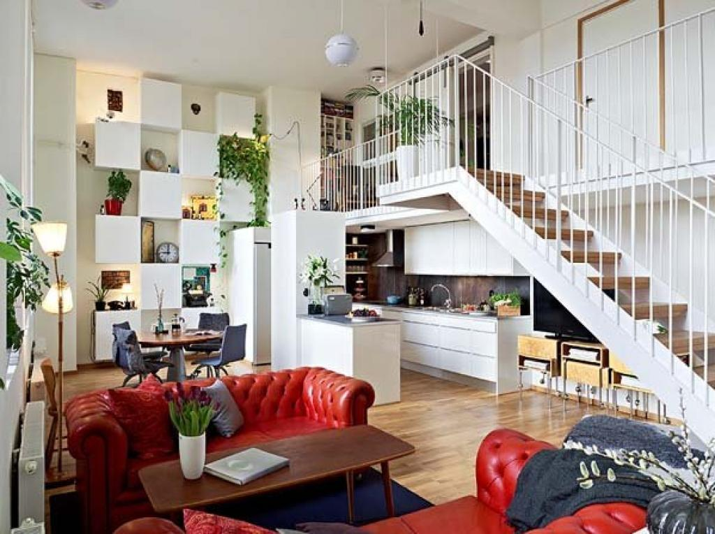 Image of: Awesome Interior Design For Small House