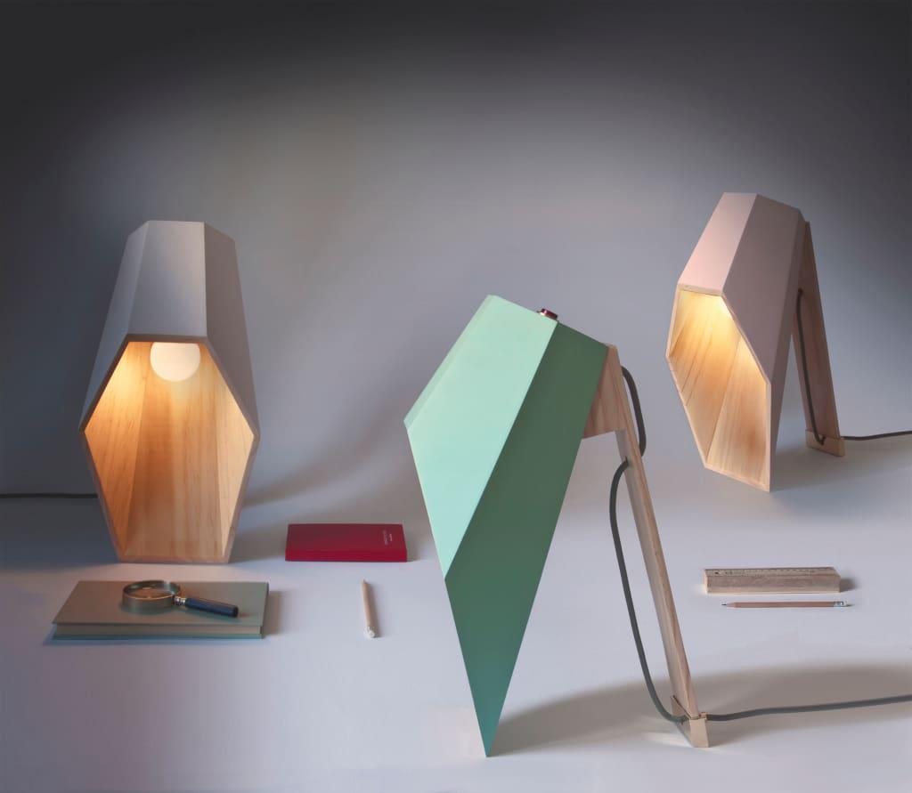 Image of: Lovely Lamp Design