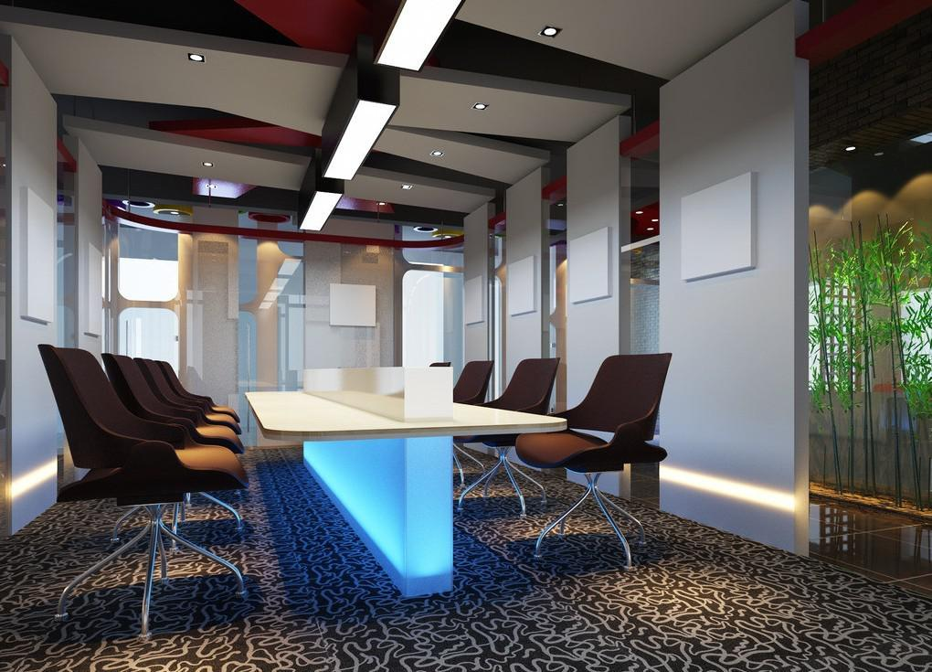 Image of: Meeting Room Interior Design