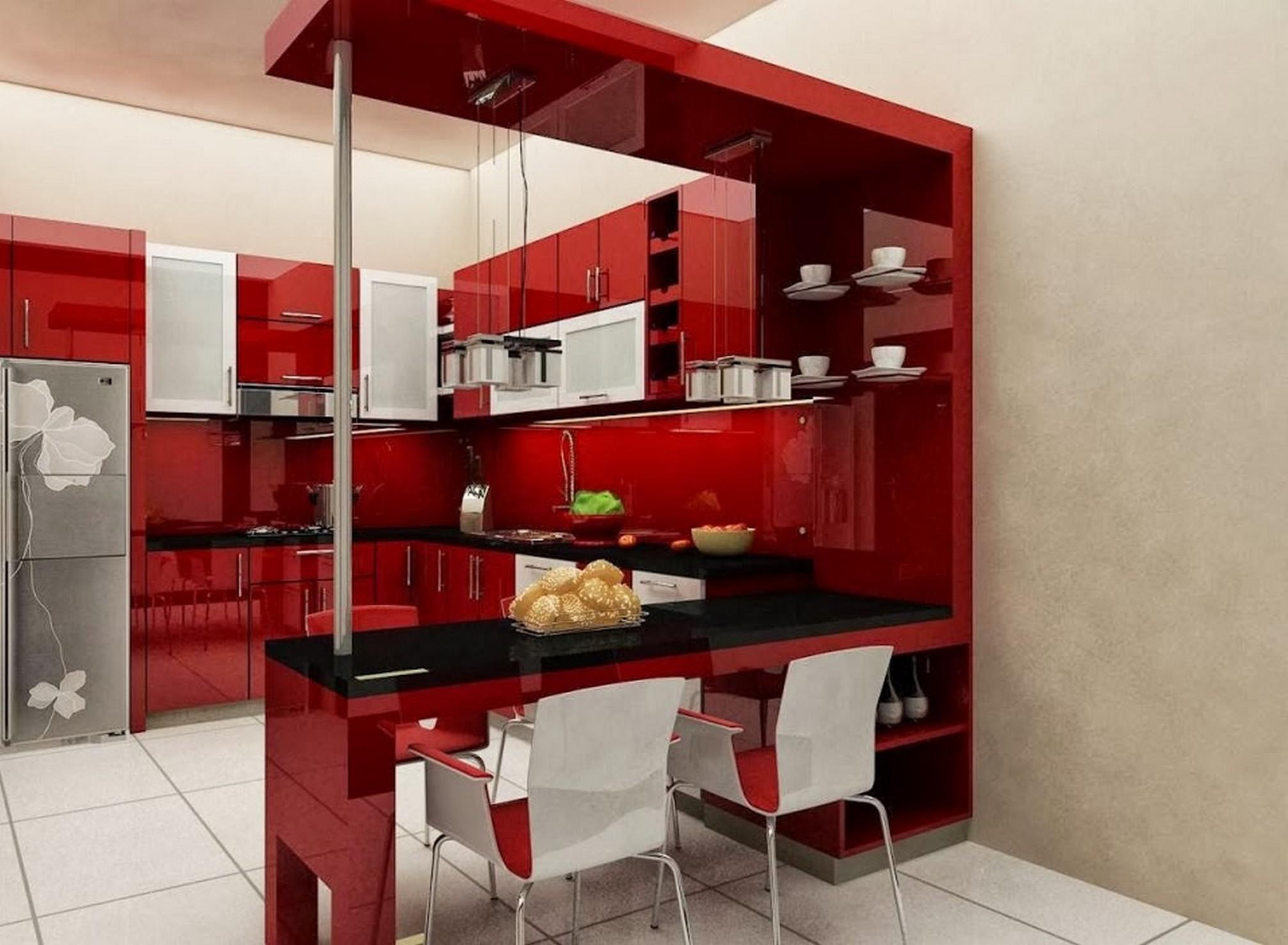 Image of: Mini Bar Designs For Apartments