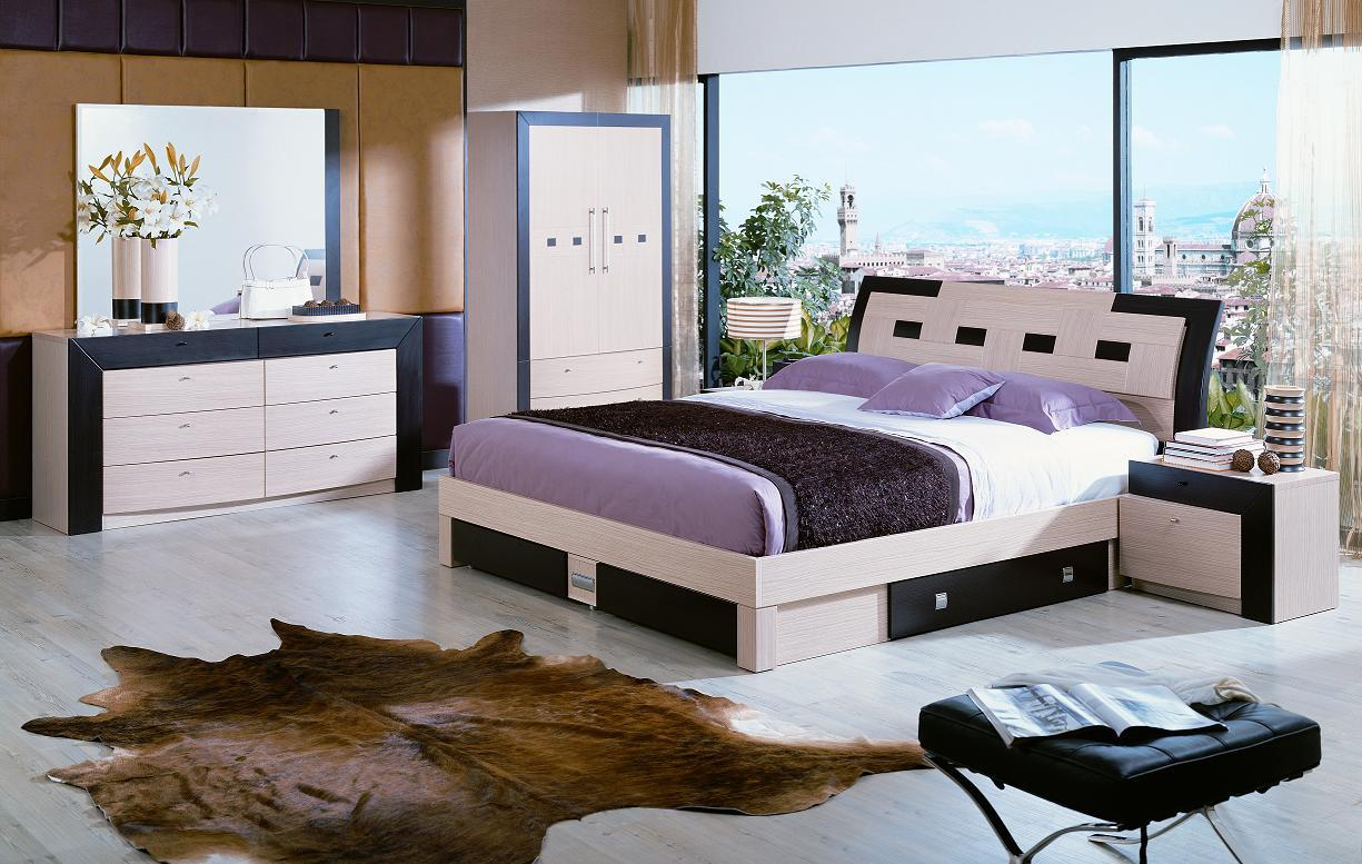Image of: Modern Bedroom Furniture Ideas