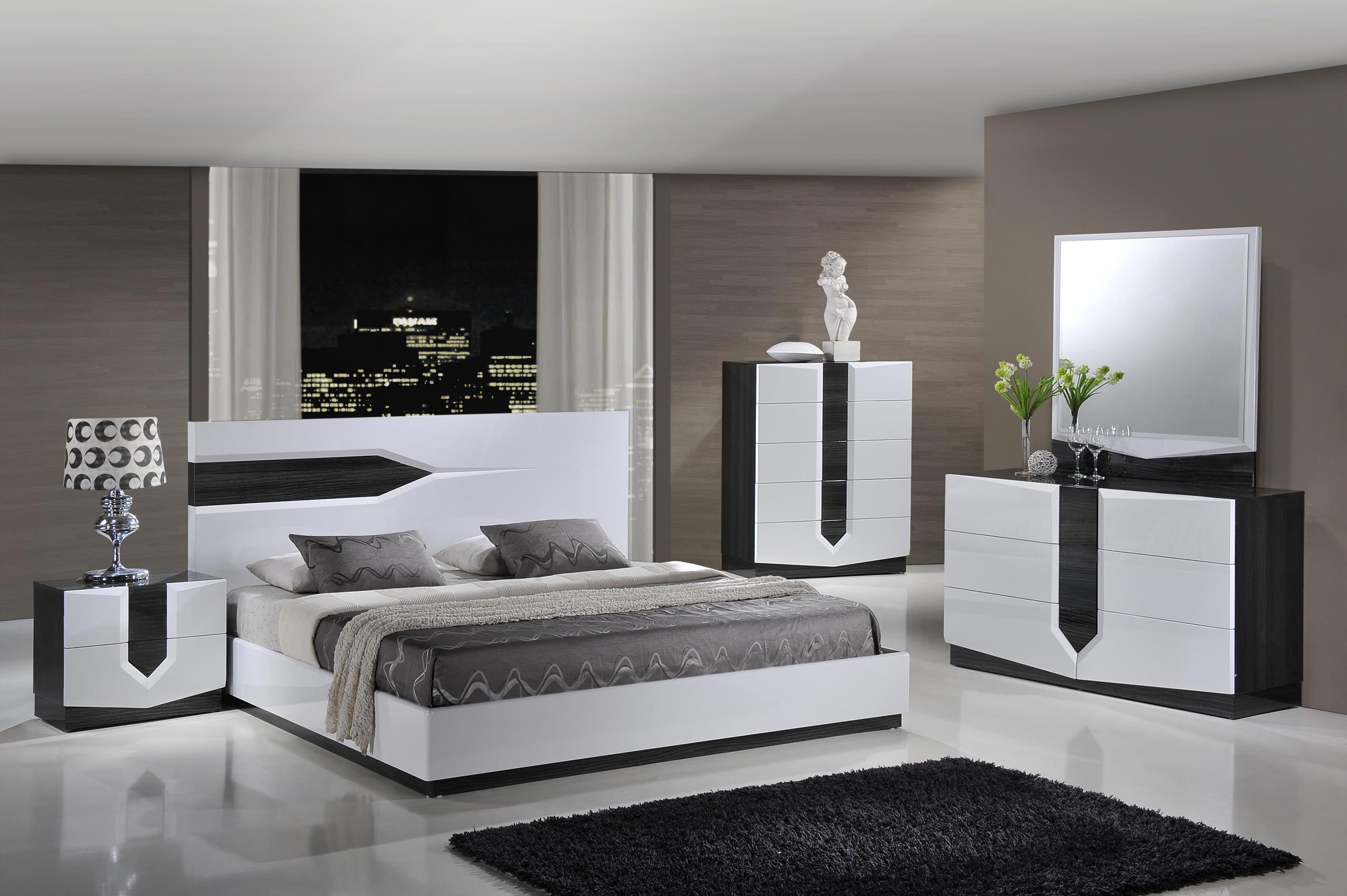 Image of: Modern Bedroom Furniture