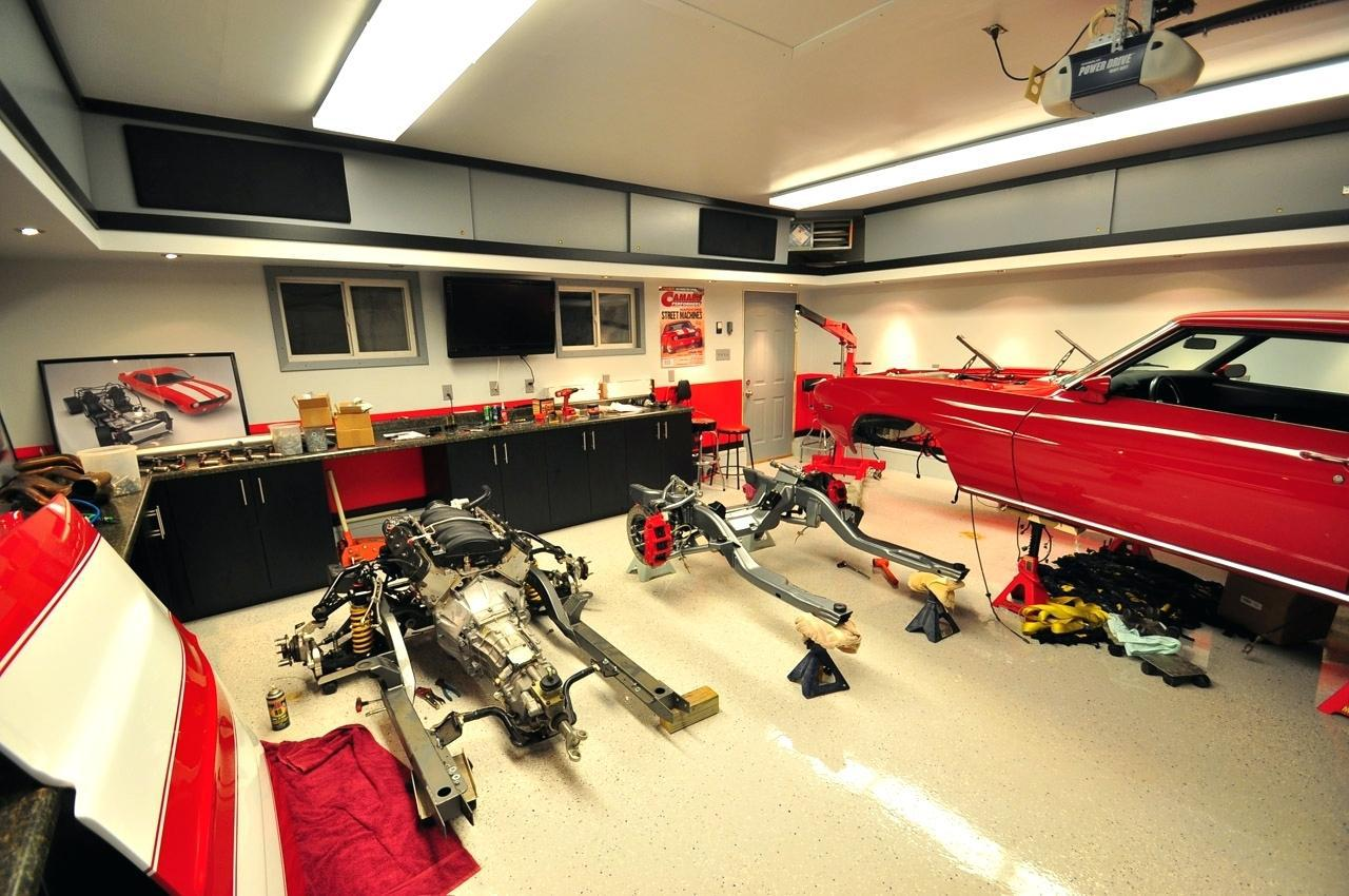 Image of: Modern Garage Design Ideas Gallery