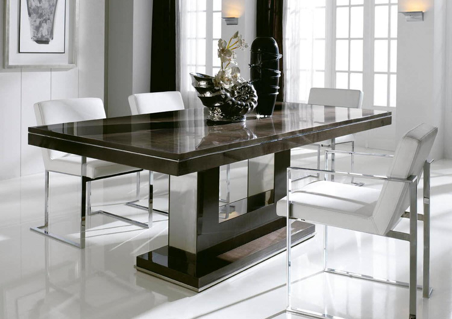 Image of: Modern Kitchen Table Ideas