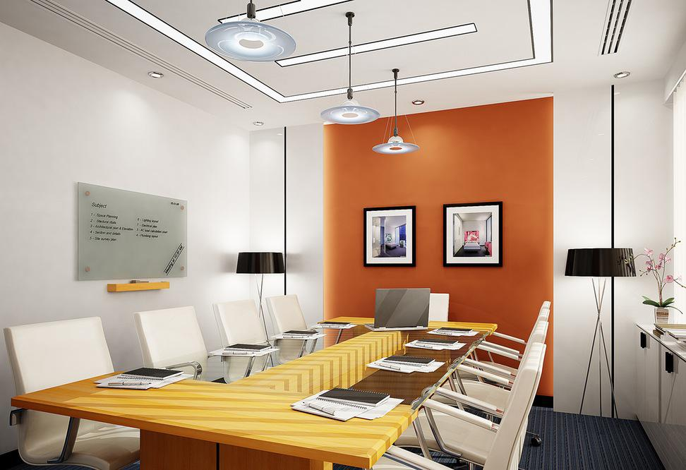 Image of: Modern Meeting Room Interior Design