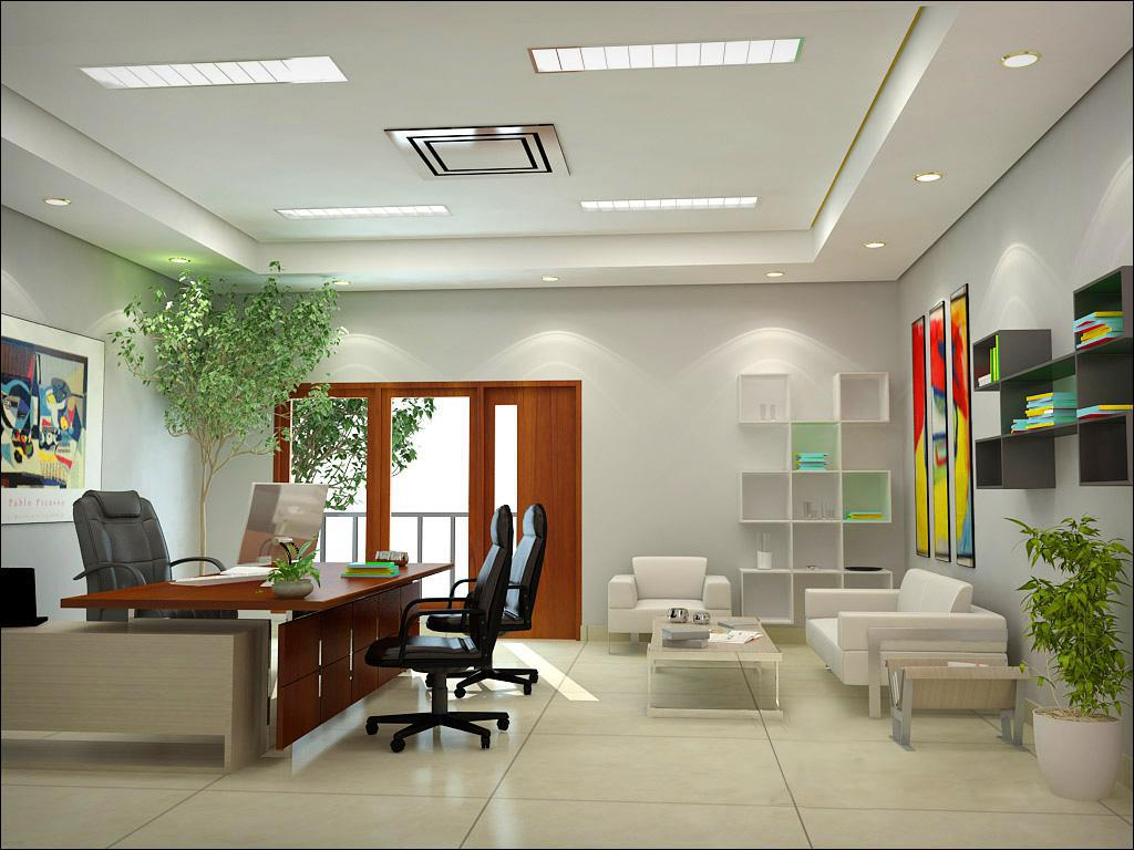 Image of: Modern Office Design Concepts