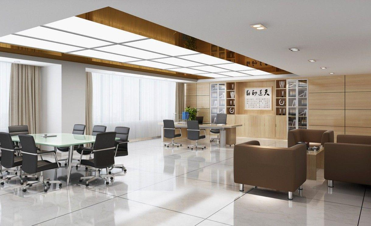Image of: Modern Office Design Interior