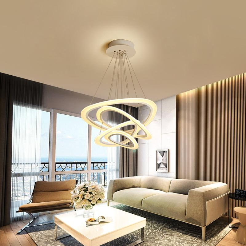Image of: Modern Pendant Lighting For Living Room