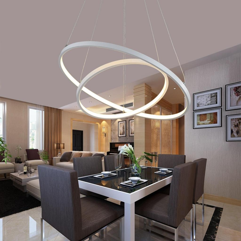 Image of: Modern Pendant Lighting Kitchen Island
