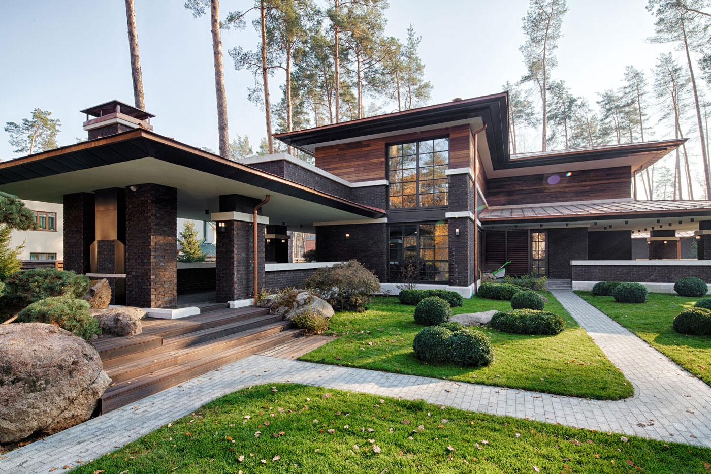 Image of: Modern Style House Design