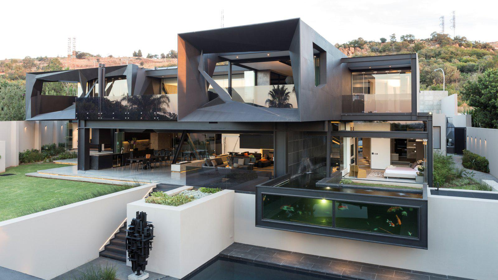 Image of: Modern Style House Ideas