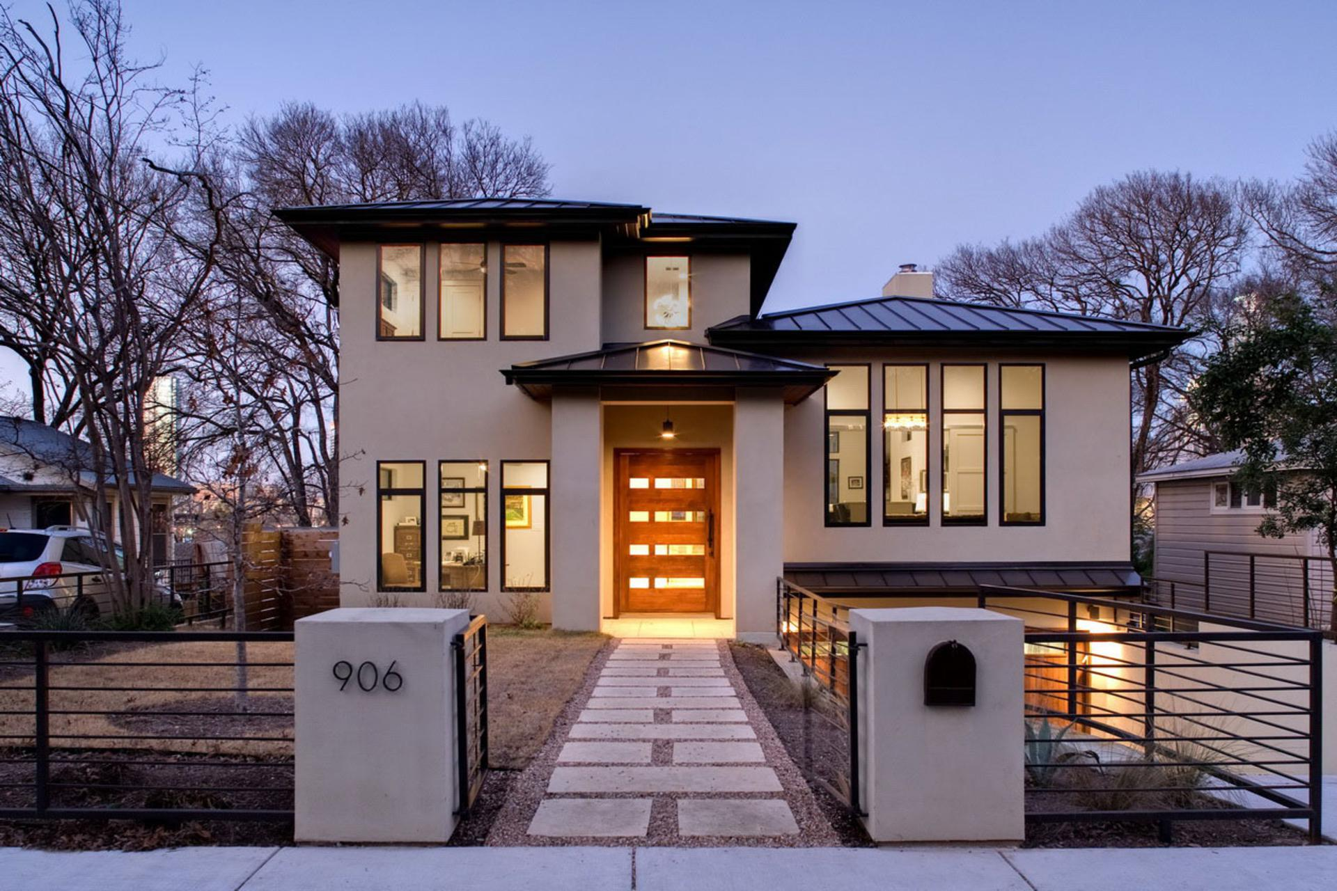Image of: Modern Style House