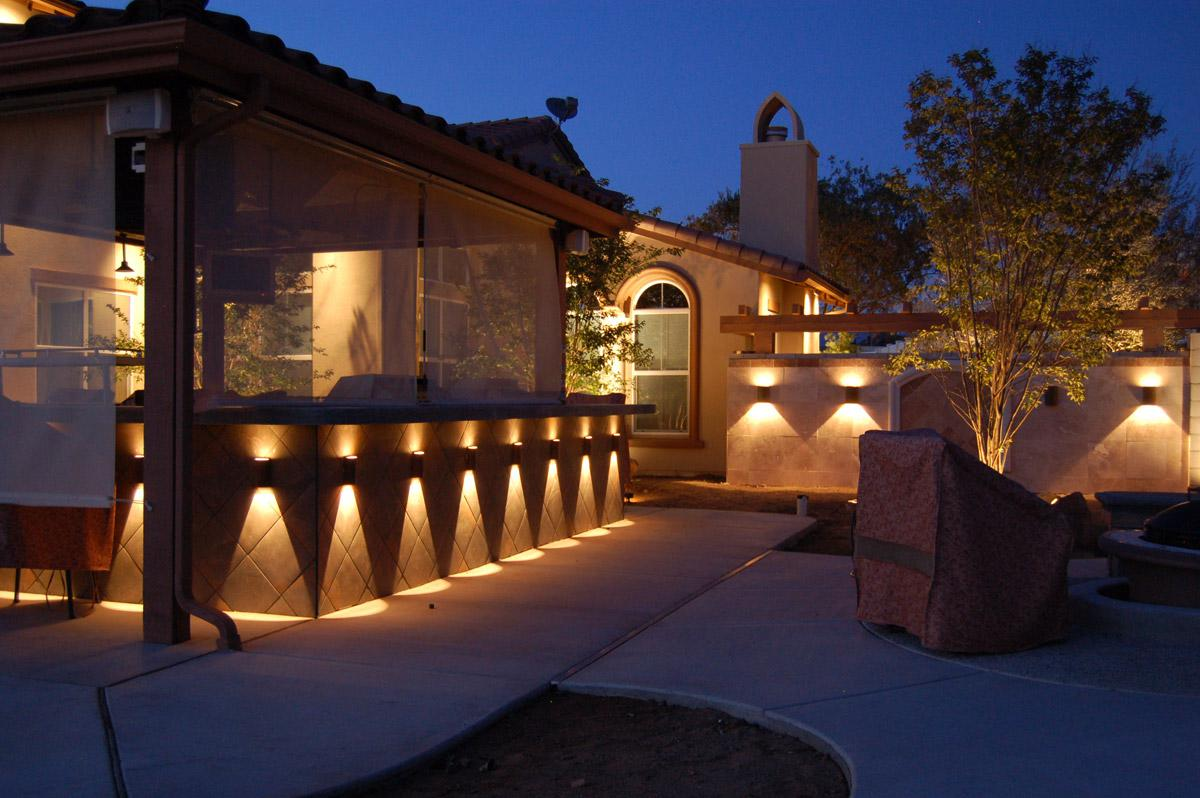 Image of: Outdoor Lighting Lamp Ideas