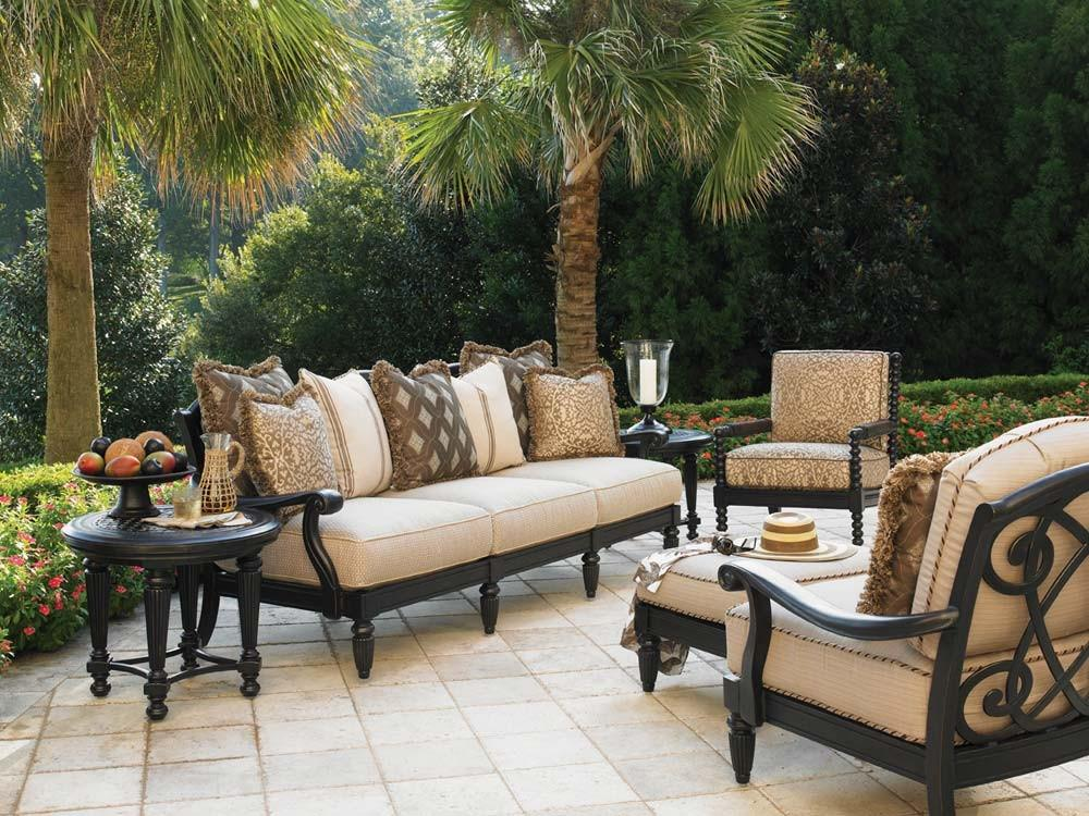 Image of: Patio Furniture Sets Lowes