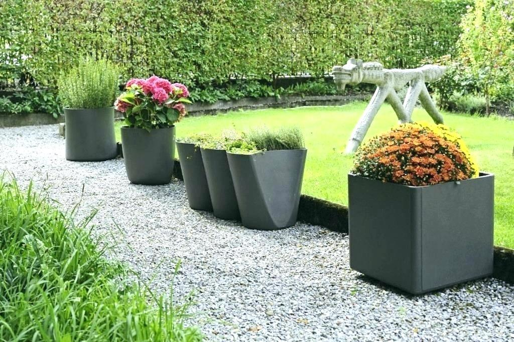 Image of: Plant Pots Outdoor